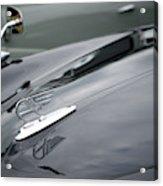 Classic Austin Car Bonnet Badge Acrylic Print