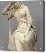 Cleopatra,  Marble Acrylic Print