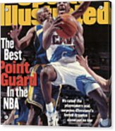 Cleveland Cavaliers Terrell Brandon... Sports Illustrated Cover Acrylic Print