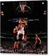 Cleveland Cavaliers V Phoenix Suns Acrylic Print