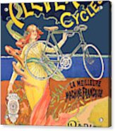 Clever Cycles Acrylic Print