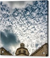 Cloud Or Two Acrylic Print