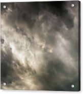Clouds 30 Acrylic Print