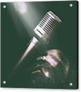 Club Karaoke Acrylic Print