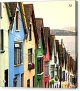 Cobh, Cork Acrylic Print