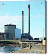 Cockenzie Power Station Acrylic Print