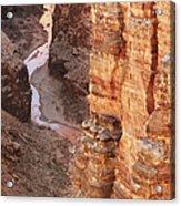 Colorado River Glen Canyon Gorge Acrylic Print