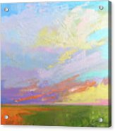 Colorful Sky Acrylic Print