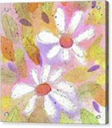 Colorful Spring Acrylic Print