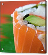Colorful Sushi Acrylic Print