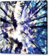 Colorful Trees Vi Acrylic Print