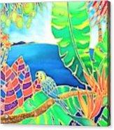 Colorful Tropics 16 Acrylic Print