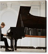 Concert In The Rachmaninov Hall Of The Acrylic Print