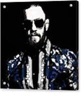 Conor Mcgregor 4j Acrylic Print