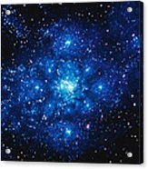 Constellation Digitally Generated Image Acrylic Print
