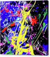 Contemporary Art Acrylic Print