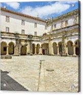 Convent Of Christ 5 Acrylic Print