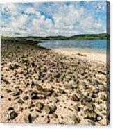 Coral Beach, Skye Acrylic Print