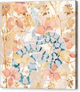 Coral Spring Garden Acrylic Print