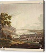 Cork Ireland 1799 Acrylic Print