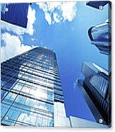 Corporate Building Acrylic Print