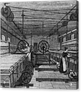 Cotton Mill Acrylic Print
