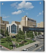 Covenant Medical Center Acrylic Print