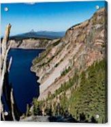 Crater Lake, Oregon Acrylic Print