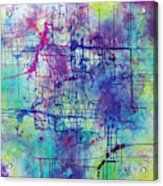 Creativity Acrylic Print