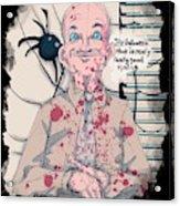 Creed Halloween Acrylic Print