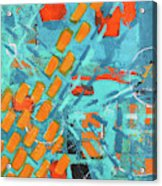 Cross Town Traffic 2 Acrylic Print