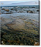 Crystal Cove State Park Acrylic Print