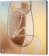 Cup-a-joe Acrylic Print