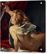 Cupid, 1620 Acrylic Print