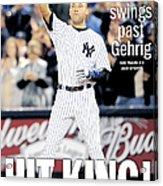 Daily News September 12, 2009, Hit Acrylic Print