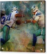 Dallas Cowboys. Acrylic Print