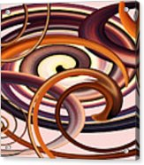 Dance Of Dawn Acrylic Print
