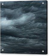 Dark Clouds Acrylic Print