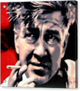 David Lynch Acrylic Print
