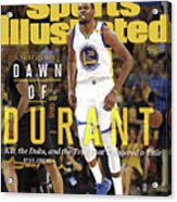 Dawn Of Durant Kd, The Dubs, And The Text That Triggered A Sports Illustrated Cover Acrylic Print