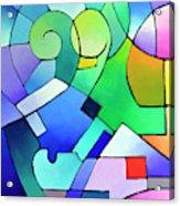 Daydream Canvas One Acrylic Print