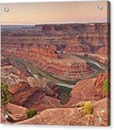Dead Horse Point State Park, Utah Acrylic Print