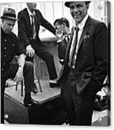 Dean Martinsammy Jr. Davisfrank Sinatra Acrylic Print