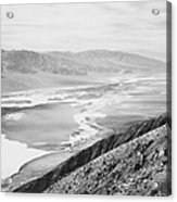 Death Valley National Monument Acrylic Print