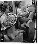 Debbie Reynolds Acrylic Print