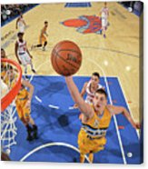 Denver Nuggets V New York Knicks Acrylic Print