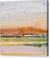 Desert Grasslands    Acrylic Print
