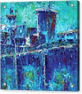 Destination Cleveland Acrylic Print