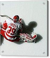 Detroit Red Wings V New York Islanders Acrylic Print