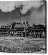 Detroit Terminal Railroad Acrylic Print
